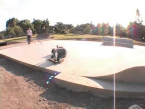 Grand Forks Skatepark 2008