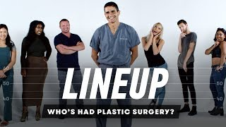 Video Guess Who's Had Plastic Surgery | Lineup | Cut MP3, 3GP, MP4, WEBM, AVI, FLV Desember 2018