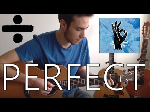 Ed Sheeran - Perfect (Fingerstyle Guitar Cover) Free Tabs