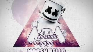 Download Lagu Marshmello ft. Avicii and Hardwell - Before You Go 3d audio Mp3