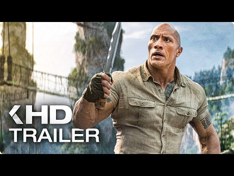 JUMANJI 3: The Next Level Trailer (2019)