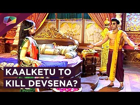 Kaalketu Plans To Attack Devsena | Paras Chabra En