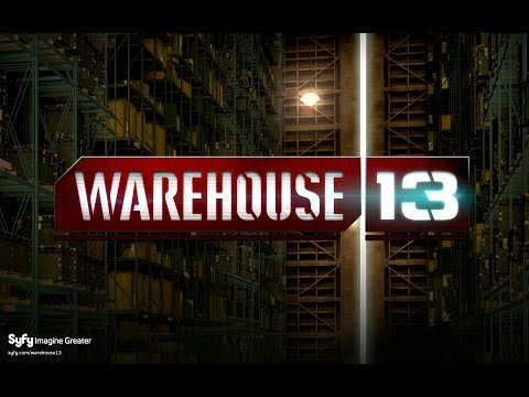 Review Episode 1: Warehouse 13