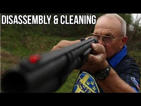 Mossberg 930 shotgun- Complete cleaning and disassembly with Jerry Miculek