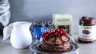 Video Ricetta Pancakes al Biscokrok