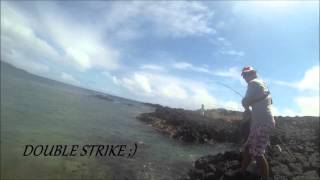 ASCENSION ISLAND SHORE FISHING
