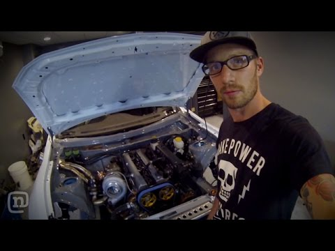 "Street - Ryan Tuerck responds to your comments from Tuerck'd episode 1 ""Kickball With Drift Cars"": https://www.youtube.com/watch?v=oUumXemMQW4 Tuerck is hard at work at Dominant Engineering building..."