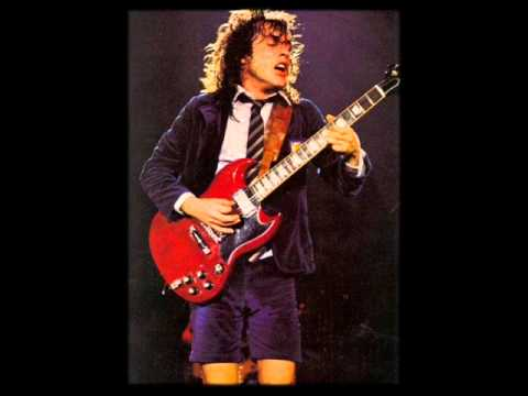 AC/DC - Moneytalks Live @ Donington (Guitar Track)