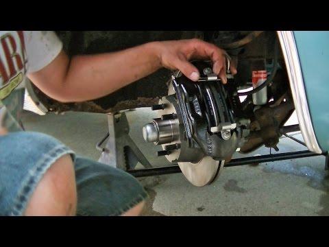 SSBC Front Disc Brake Conversion - Chrysler Newport