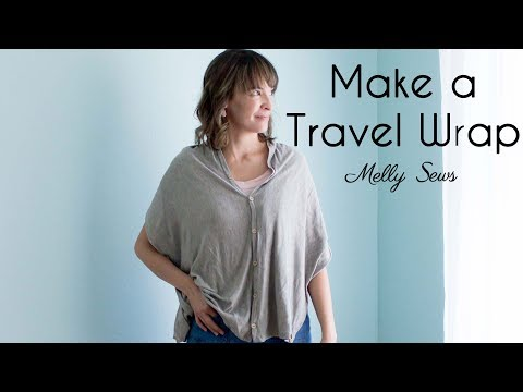 Make a Travel Wrap