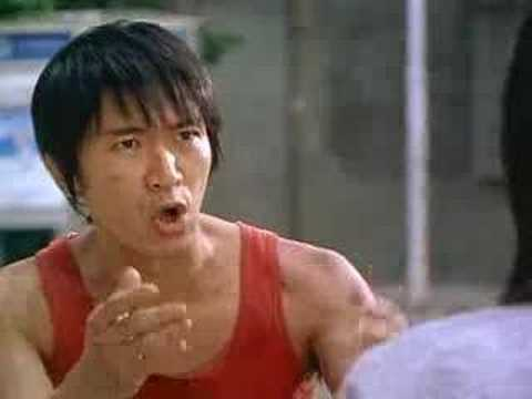 soccer trailer - American Trailer for Shaolin Soccer(2001) directed by Stephen Chow.