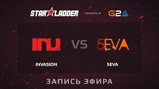 Invasion vs 5eva, game 2