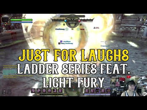 Just For Laughs Ladder Series Feat. Light Fury Orochimaoy 2100+ Ratings - Dragon Nest PVP