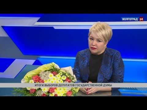 Итоги выборов депутатов Государственной Думы