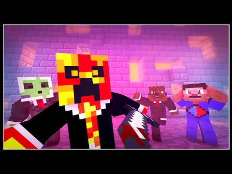 Minecraft MIKE MYERS ANIMATED! – Minecraft Animation (Funny Moments!)