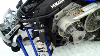 7. Yamaha Phazer Trouble