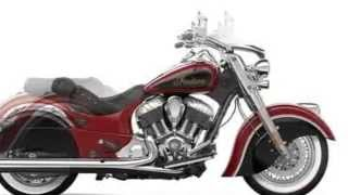 5. 2015 Indian Chief Classic price and specifications