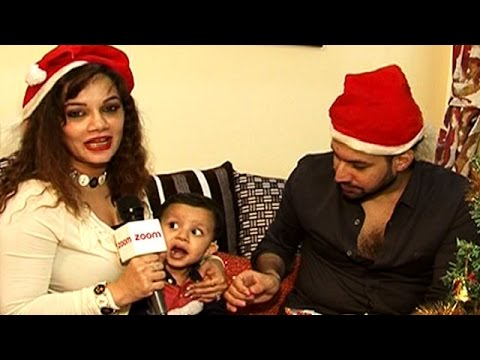 Video Kanika Maheshwari Celebrates Christmas With Family | #TellyTopUp download in MP3, 3GP, MP4, WEBM, AVI, FLV January 2017