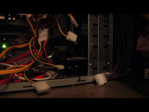 Amazing Maxtor Atlas IV startup sound