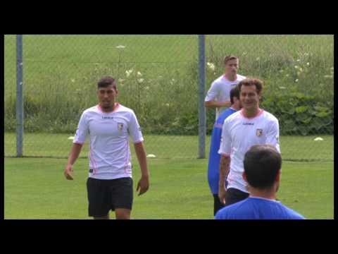 Palermo, primo allenamento per Murawski