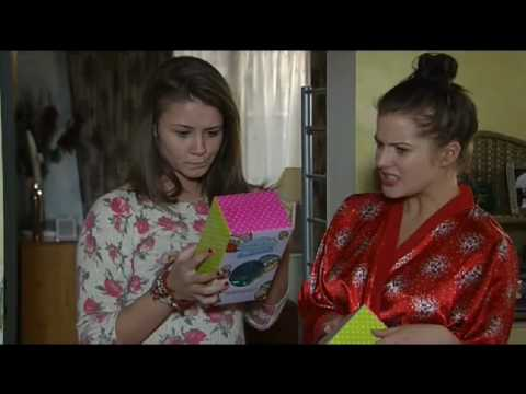 Sophie & Sian (Coronation Street) - 4th April