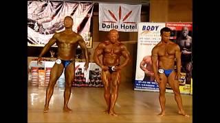 תחרות מר ישראל 2013 - פיתוח גוף הסרט המלא