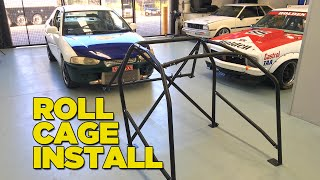 In this episode of Mighty Car Mods 2SEXY gets a full race cage in preparation for it's battle with tay tay the 180SX Check out our new shows on MCMTV2 ►THE ...