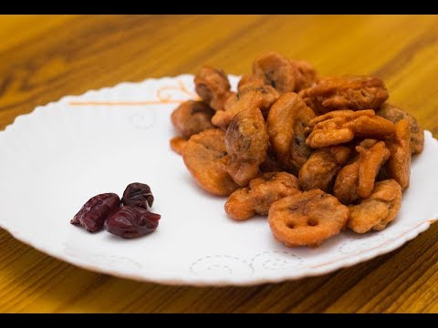 How To Make Date Fritters