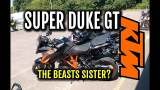2. KTM Super Duke GT - 2018 - Review, Ride and Walkaround