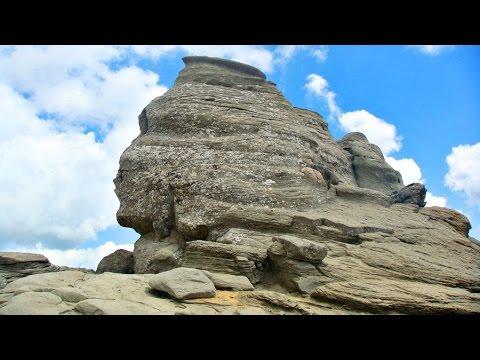 l'inquietante segreto dei monti bucegi