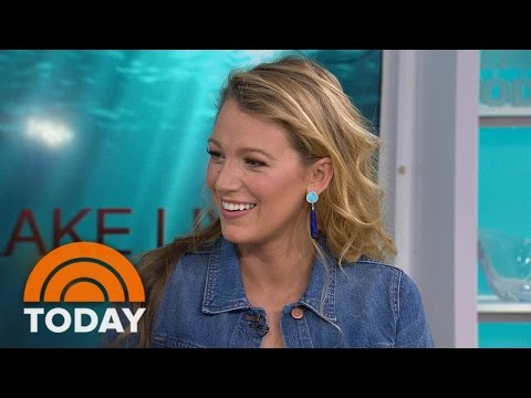 Blake Lively On Ryan Reynolds: He Changes The Diapers! | TODAY