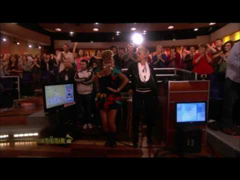 HD Rihanna - Don't Stop The Music Live (Ellen DeGeneres Show - Jan 2010)