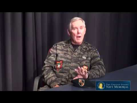 USNM Interview of Chet Zaborowski Part One Joining the Army and Special Forces