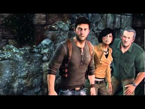 uncharted - Considering this is the best game series I've ever played, and certainly the most cinematic, I decided to make them into movies. I decided that I would inclu...