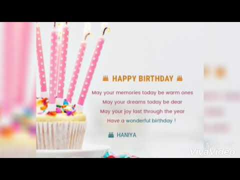 Funny Birthday Wishes  Lovly Music  Latest