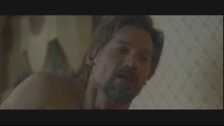 Nonton Nikolaj Coster-Waldau(Joe)'s  most beautiful moments in his movie Small Crimes Film Subtitle Indonesia Streaming Movie Download