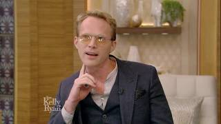 Paul Bettany talks about how meeting his wife, Jennifer Connelly, and directing her in a movie.