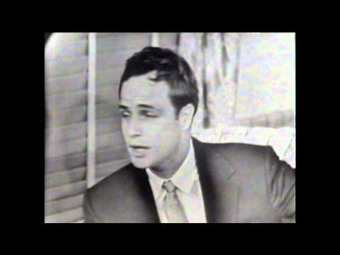 Marlon Brando Interviewed by Edward R. Murrow