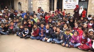 مدرسة سارة طاهر حنون تحتفل بالمولد النبوي الشريف