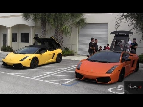 Heffnertwinturbo - http://www.RoadTestTV.com/hot-video-underground-vs-heffner-faster-gallardo-twin-turbo-war-road-test-tv Warning! Street Racing is Dangerous and Not Approved o...