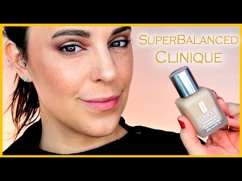 Poniendo A Prueba La Nueva Base Superbalanced Silk De Clinique | Silvia Quiros Makeup