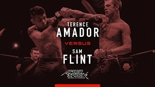 Sam Flint v Terence Amador – Aftershock 27 (Brisbane) 17th Dec 2016