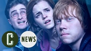 Nonton Warner Bros  Considering A Harry Potter And The Cursed Child Movie Trilogy    Collider News Film Subtitle Indonesia Streaming Movie Download