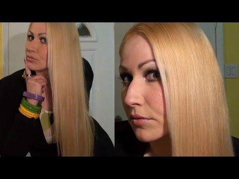 Como Pintarse el cabello en casa, logra un cabello sedoso, y uniforme