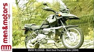 6. BMW R1150GS - Best Dual Purpose Bike (2004)