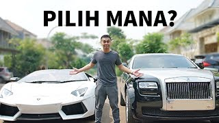Video LAMBORGHINI VS ROLLS-ROYCE! (FEAT. RAFFI AHMAD) MP3, 3GP, MP4, WEBM, AVI, FLV Oktober 2017