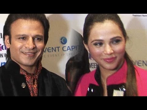 Vivek Oberoi With Kids On The Ramp!