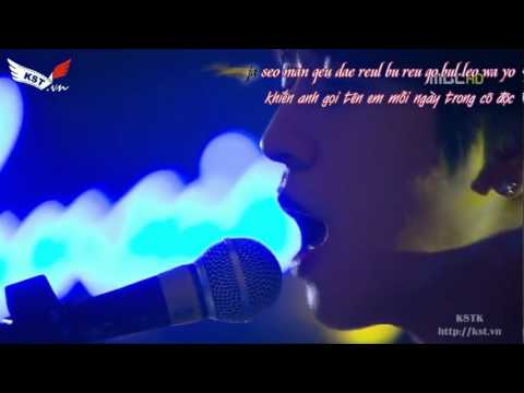 [Vietsub] Heartstrings OST {Because I Miss You} Jung Yong Hwa.FLV (видео)