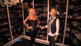 Video Ellen Goes Clubbing with Paris Hilton! MP3, 3GP, MP4, WEBM, AVI, FLV September 2018
