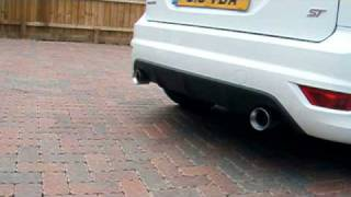 Magnaflow Ford Focus ST exhaust system